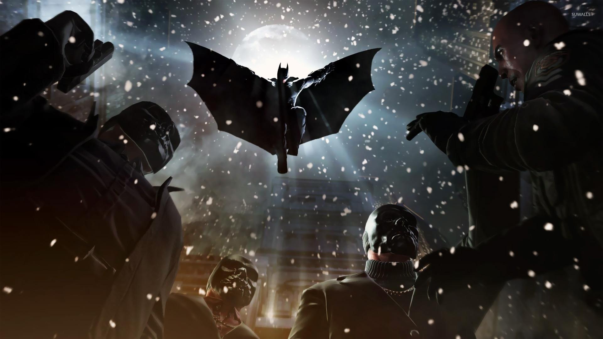 Batman Arkham Origins wallpaper   Game wallpapers   21646 1920x1080