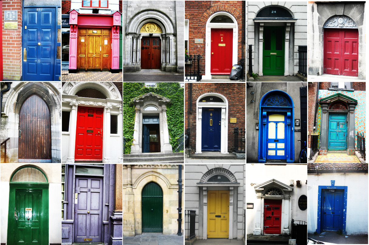 Free Download Doors In Dublin By Enspire 1216x807 For Your