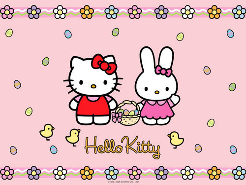 Hello Kitty images Hello Kitty Wallpaper HD wallpaper and background 500x375