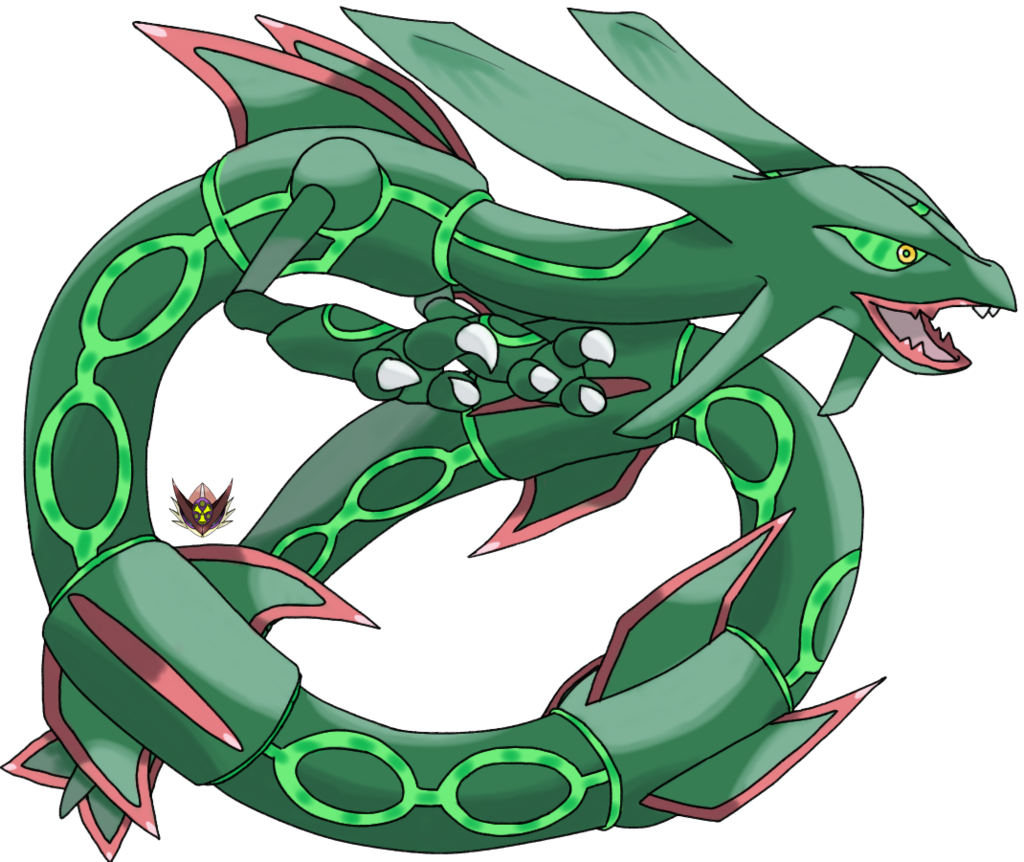 Mega rayquaza hd wallpaper wallpapersafari - Pokemon mega evolution y ...
