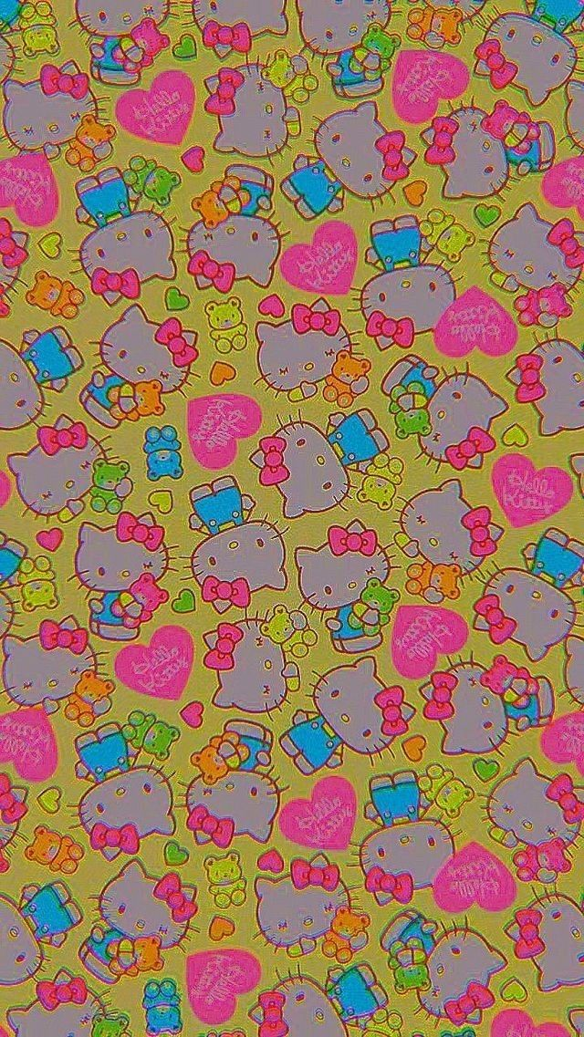 wallpaper in 2020 Cute patterns wallpaper Indie kids Wallpaper