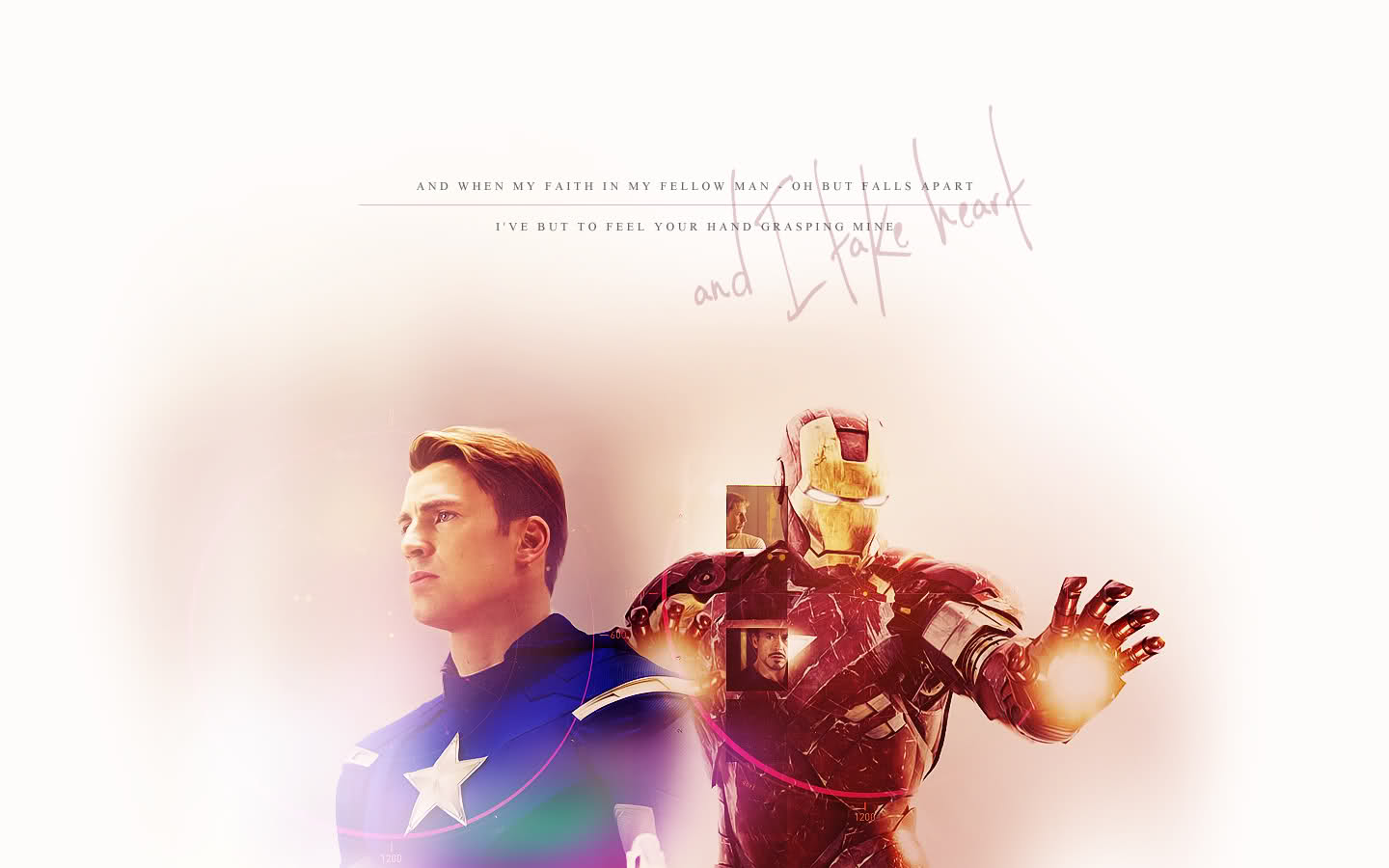 Steve and Tony images SteveTony Wallpaper HD wallpaper and background 1440x900