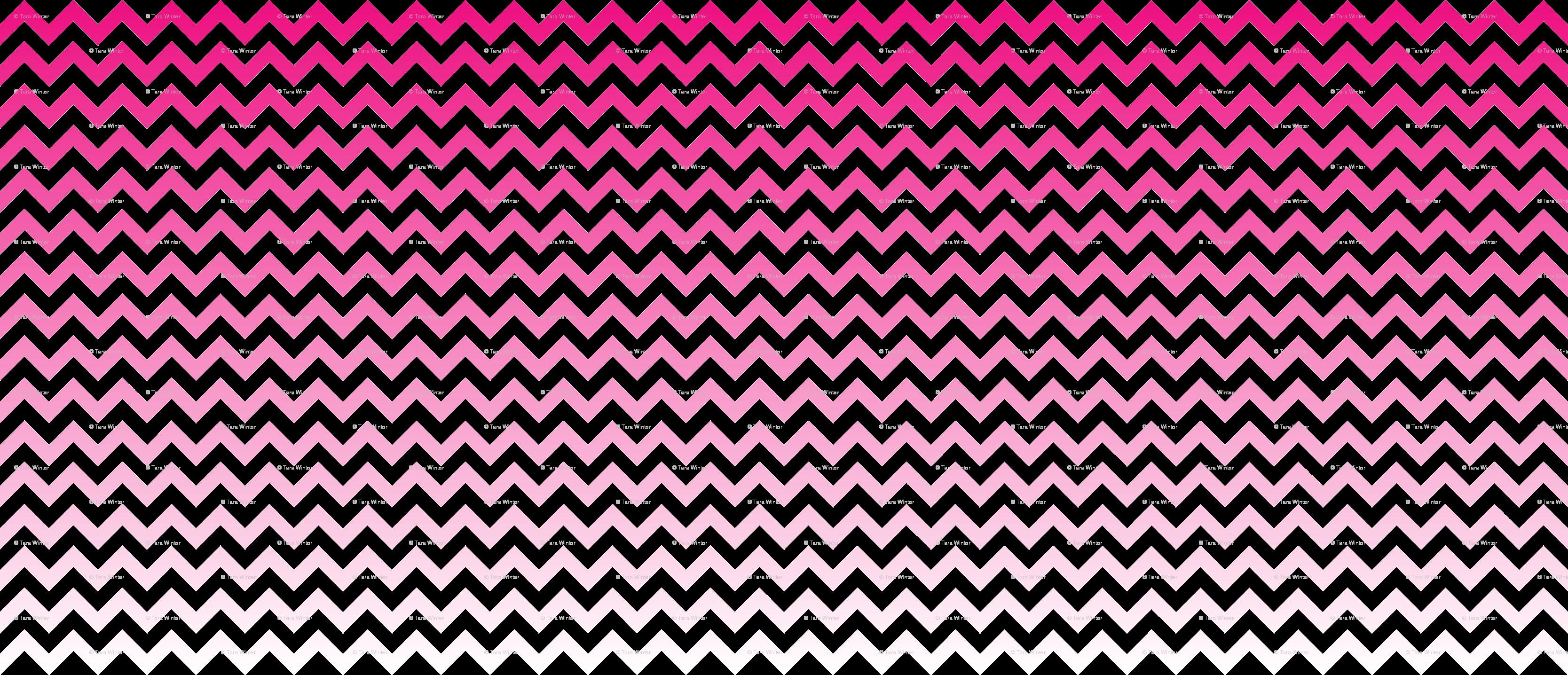 Pink Chevron Wallpaper Wallpapersafari
