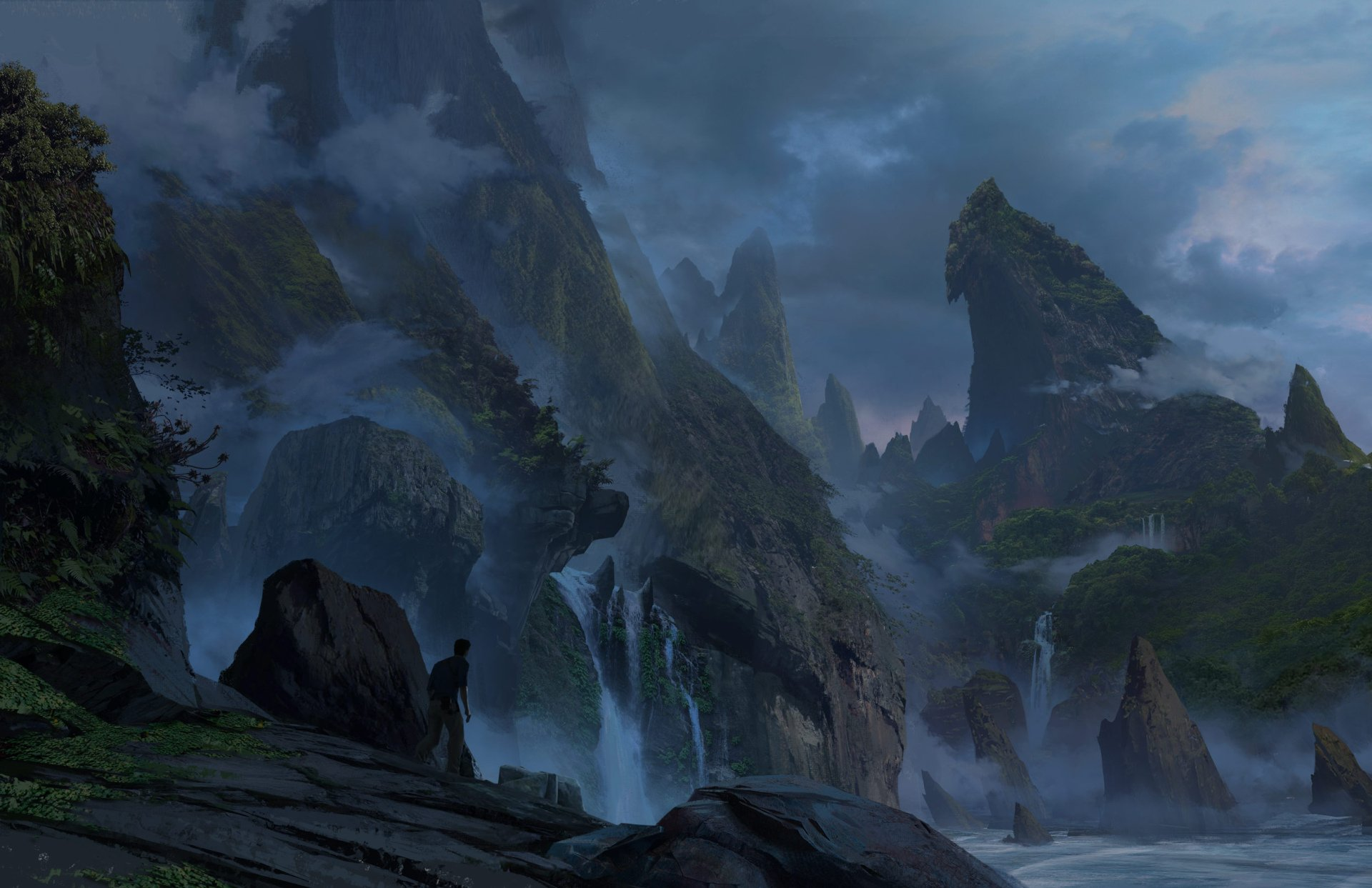 Uncharted 4 A Thief End HD Wallpapers   All HD Wallpapers 1920x1243
