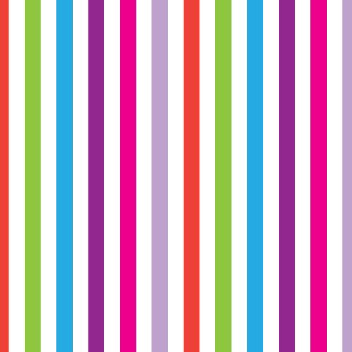Silly Stripes Removable Wallpaper by Pop Lolli   RosenberryRoomscom 500x500