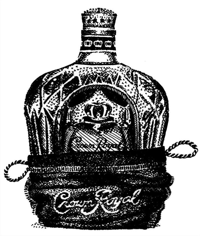 Crown Royal Logo Wallpaper Crown royal by sleepwalks 776x912