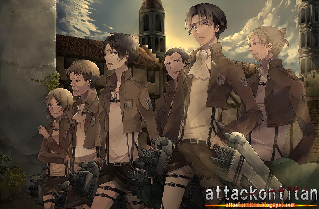 Attack on TitanShingeki no KyojinEpisodio 25 Mangs Capitulo 58 1100x722