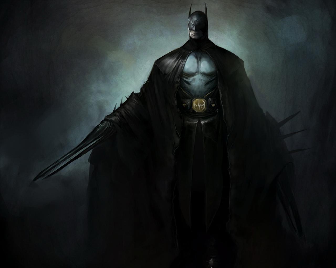 Batman desktop image Batman wallpapers 1280x1024