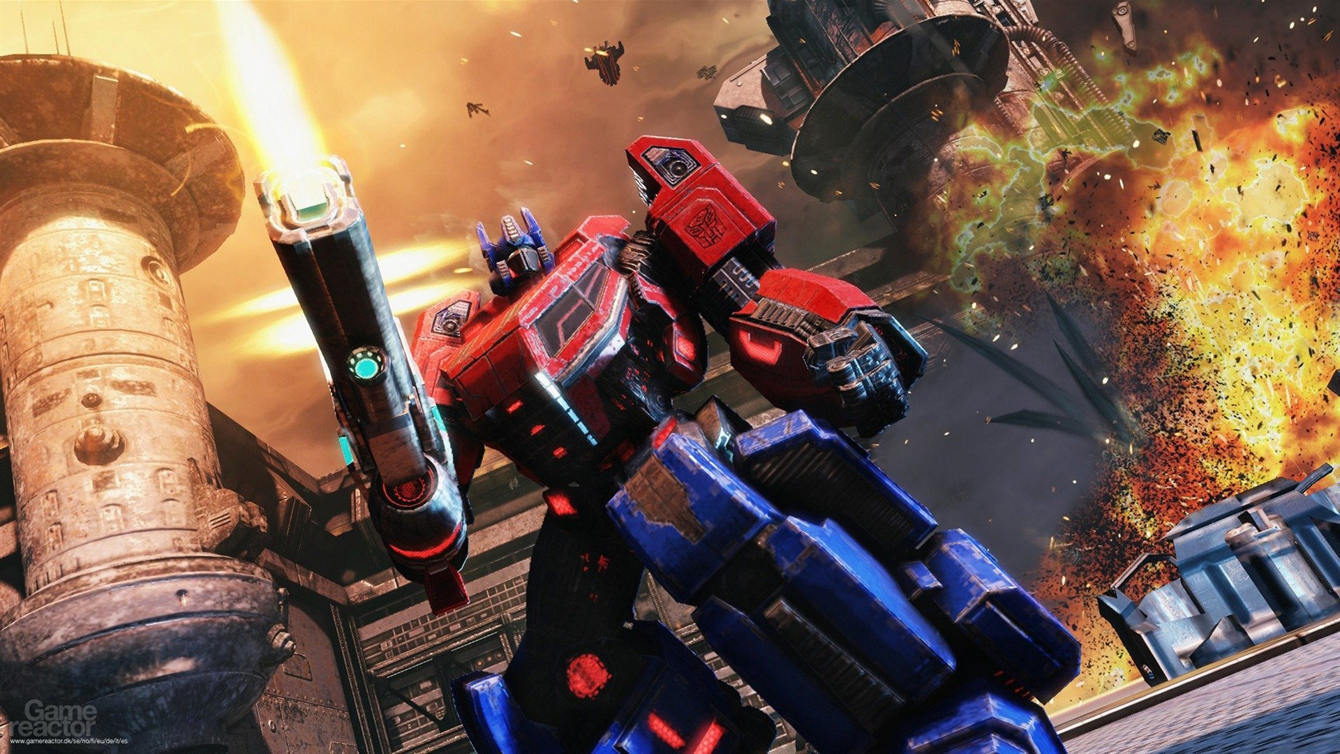Transformers Fall of Cybertron HD Game Wallpapers 1920x1080