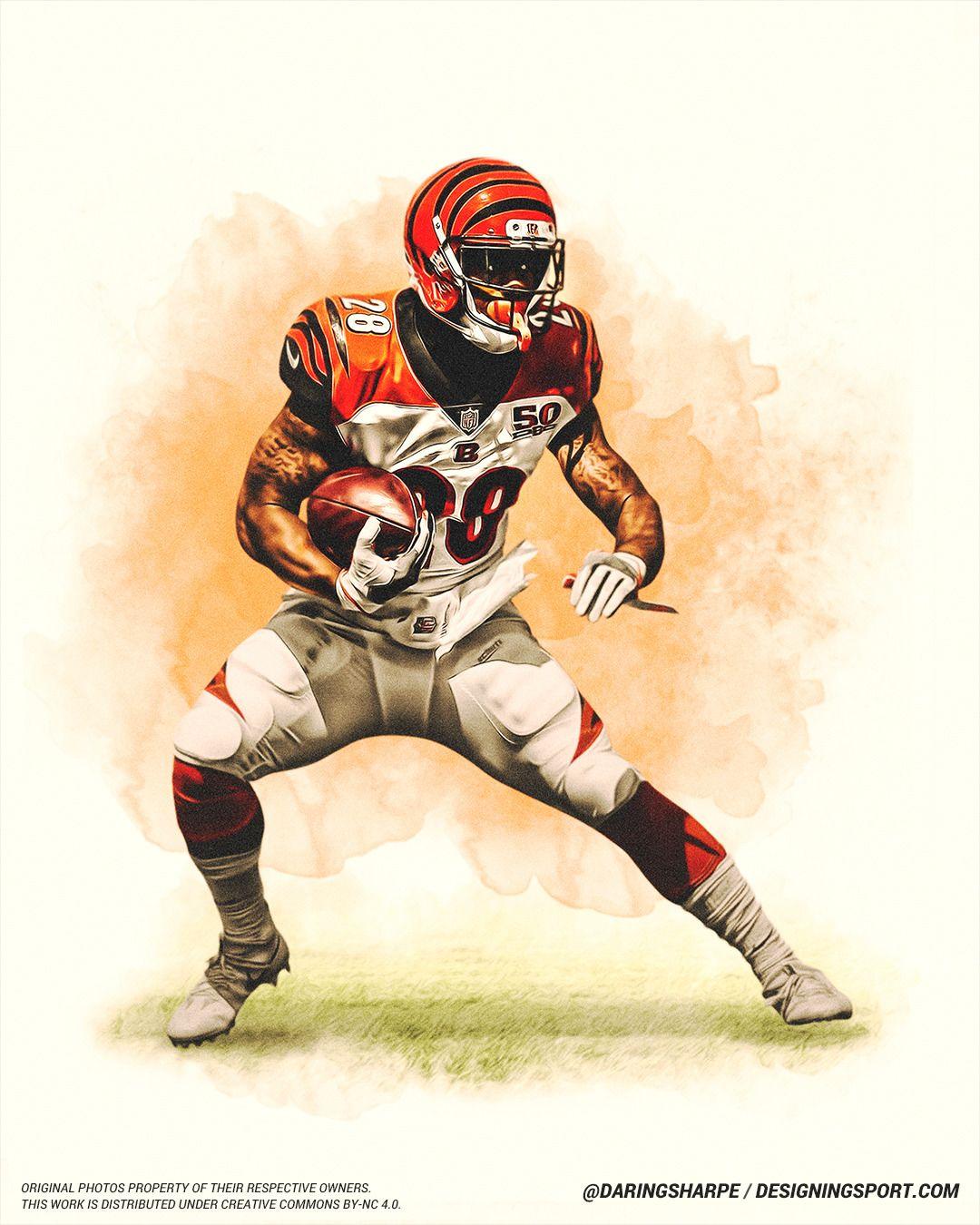 Joe Mixon Cincinnati Bengals Cincinnati bengals Nfl football 1080x1350