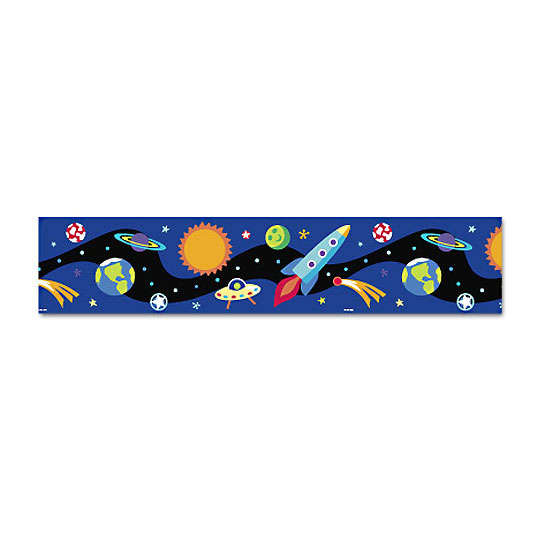 Discontinued Discontinued Olive Kids Out of This World Wallpaper 536x536