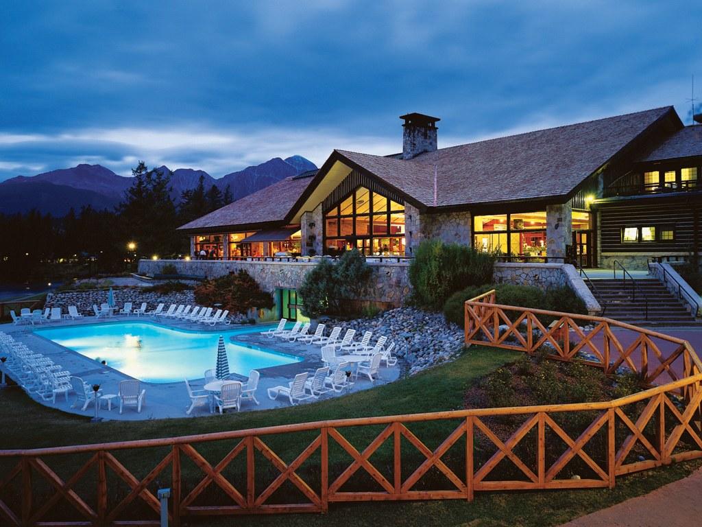 Fairmont Jasper Park Lodge Jasper Alberta Canada   Resort 1024x768