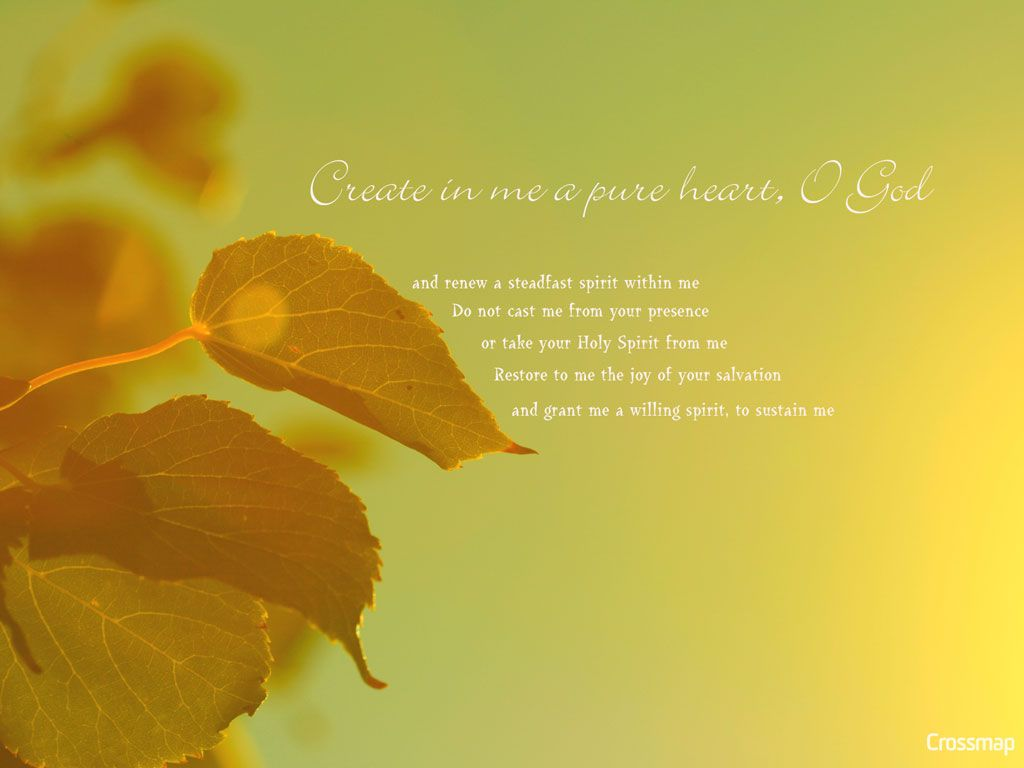 Psalm 5110 12 Crossmap Christian Backgrounds and Christian 1024x768
