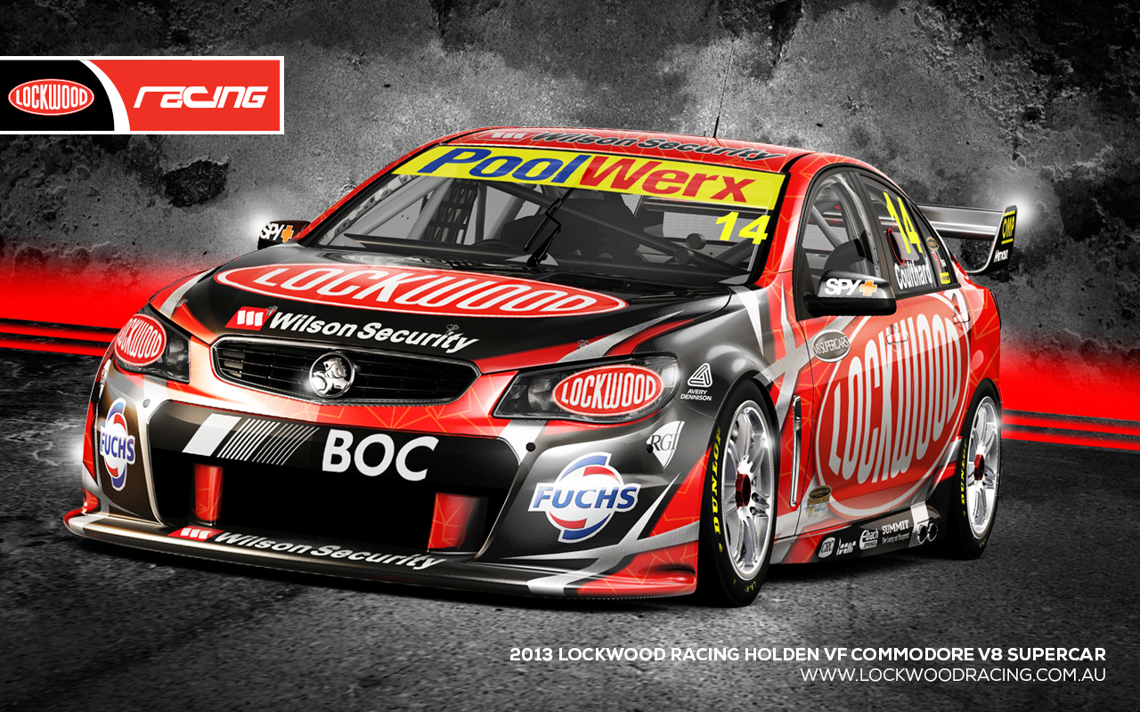 Sports   V8 Supercars V8 Supercar Wallpaper 1280x800