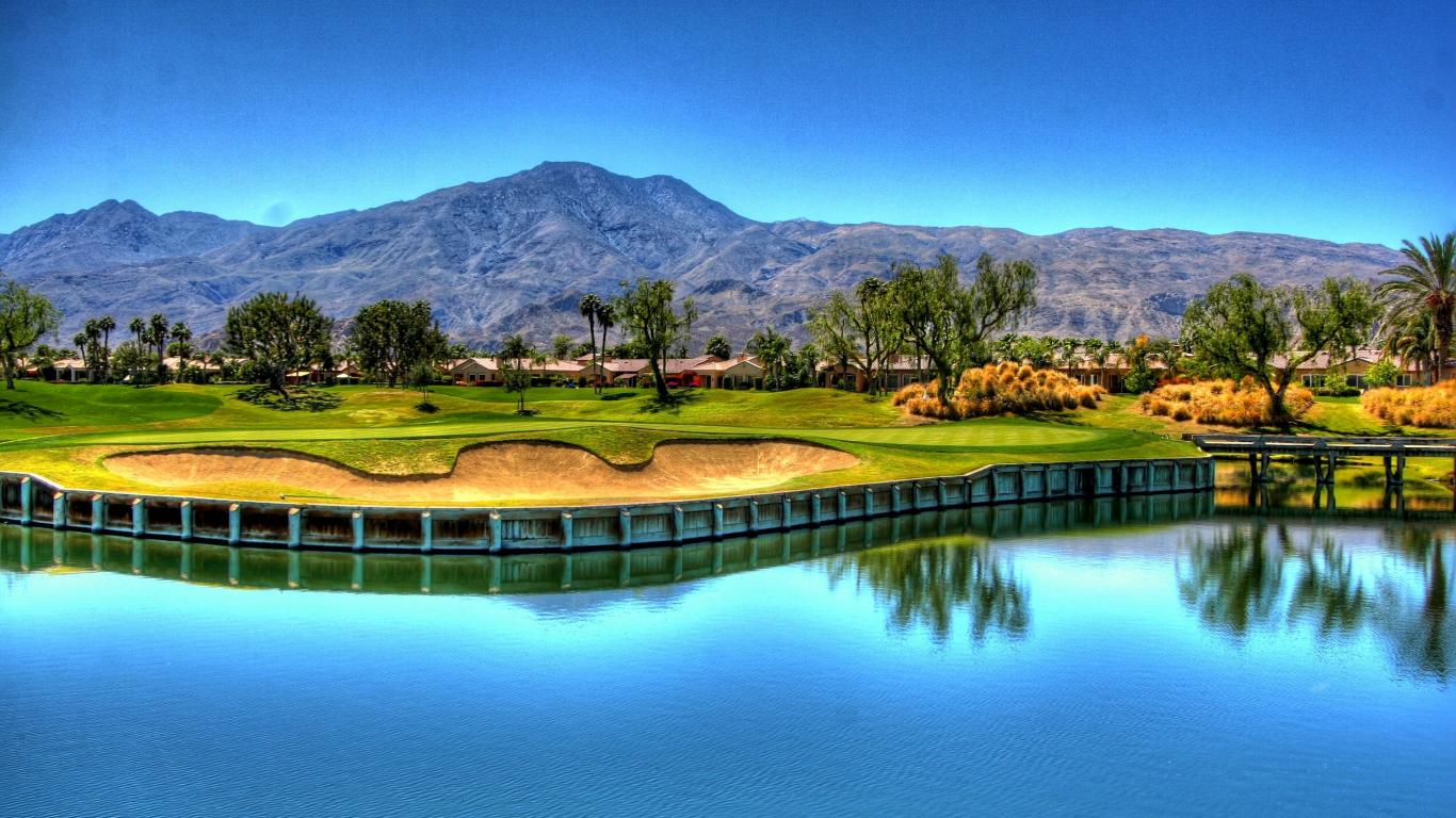 Hd Golf Course Wallpaper 1794 Hd Wallpapers in Sports   Imagescicom 1366x768