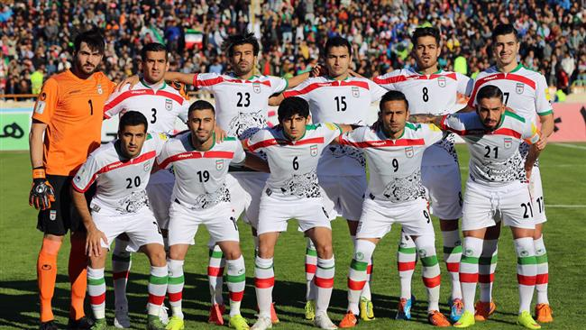 PressTV Iran Macedonia to play soccer friendly 650x366