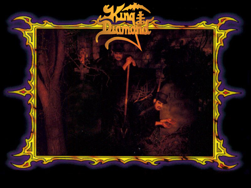 73 King Diamond Wallpaper On Wallpapersafari