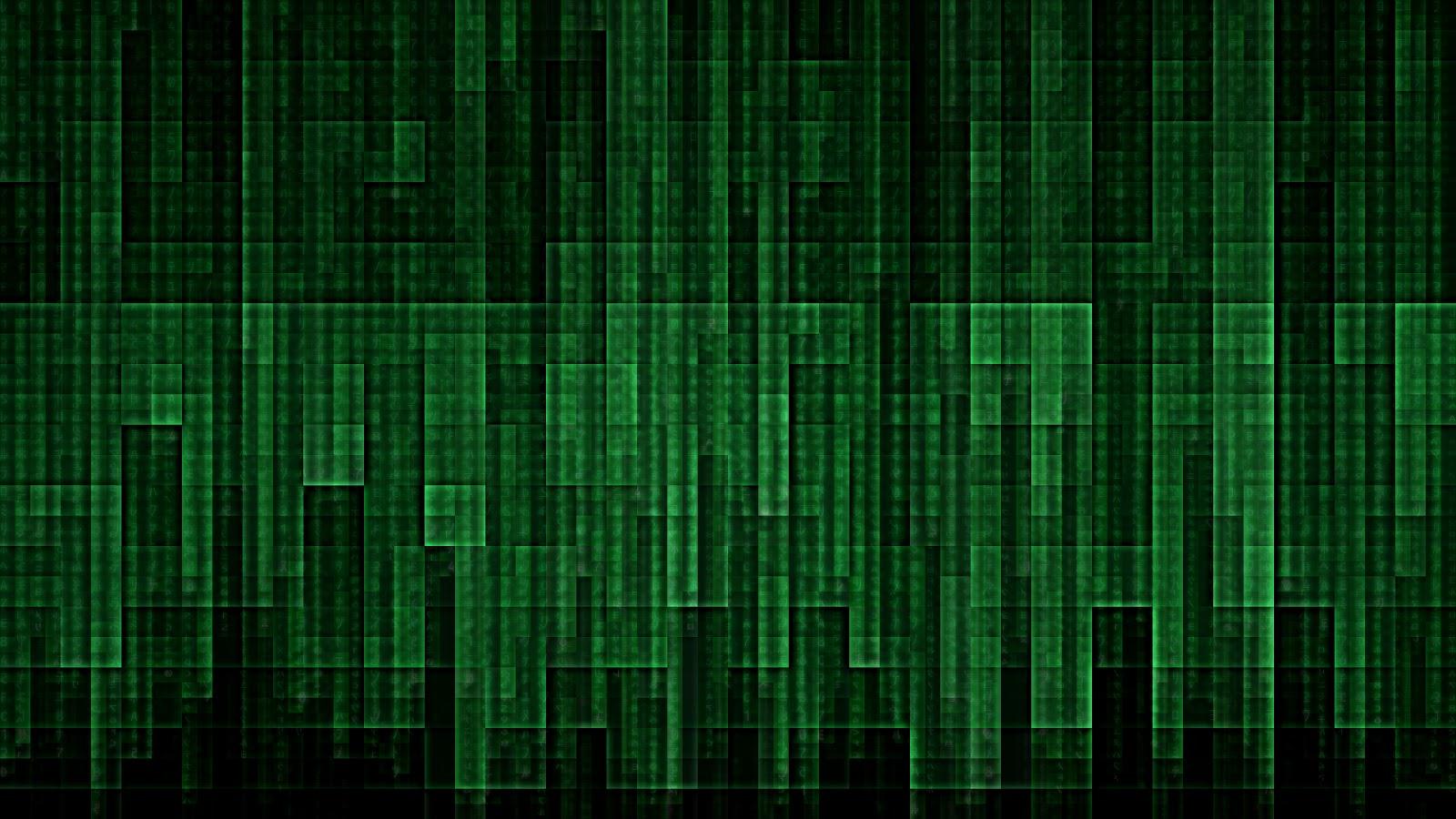 Hacking Wallpaper Gif Awesome looking matrix hacking 1600x900