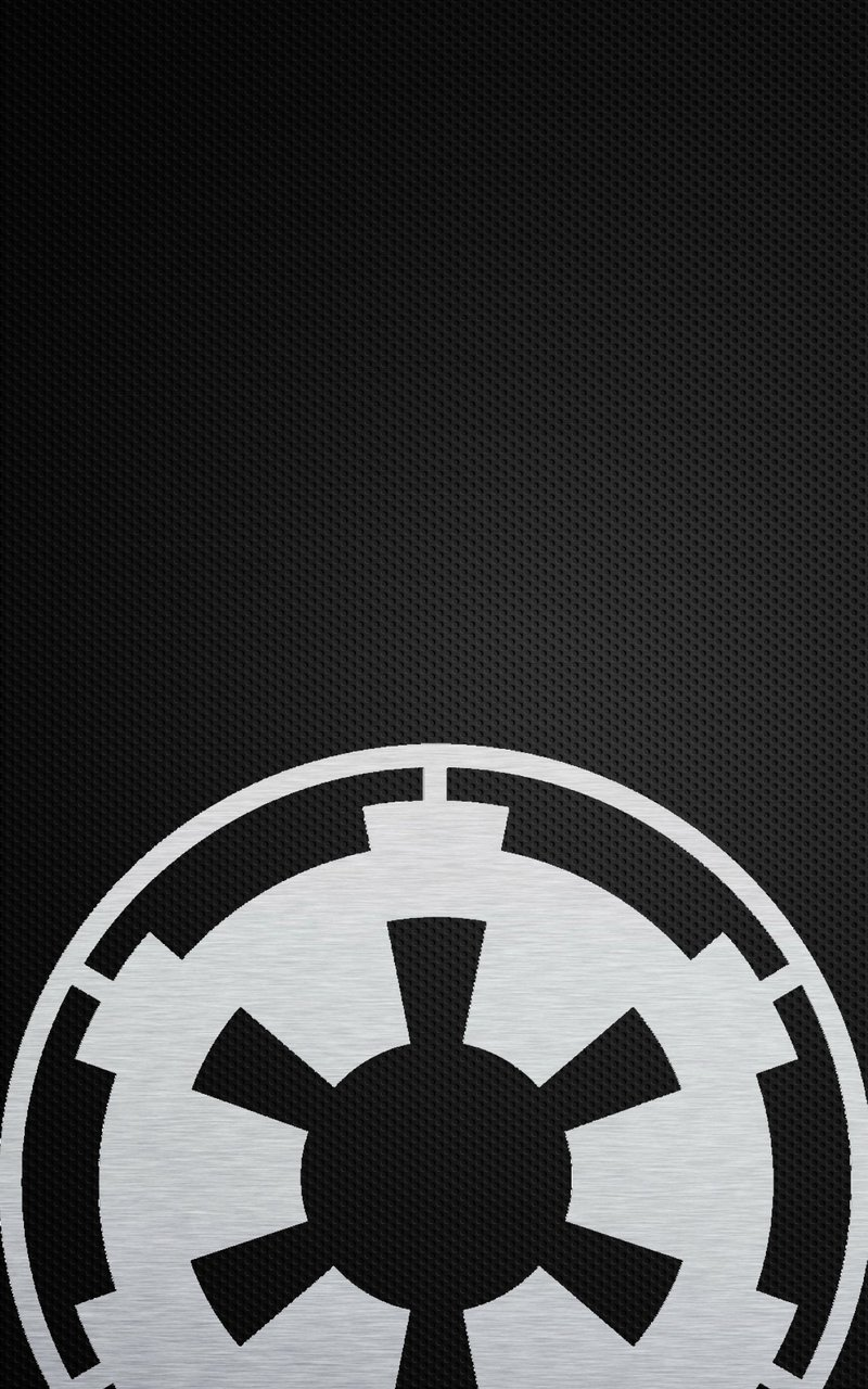 the android star wars empire wallpaper scan the star wars empire qr 800x1280