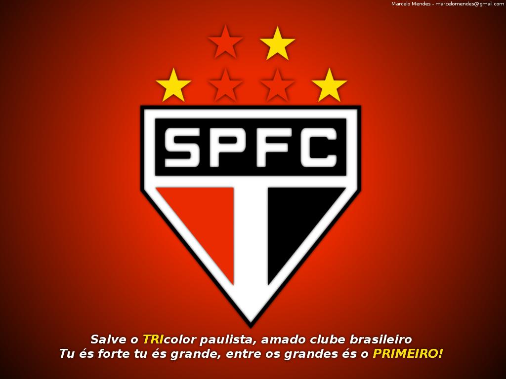 FootBalls Lovers Sao Paulo FC Wallpaper 2011 1024x768