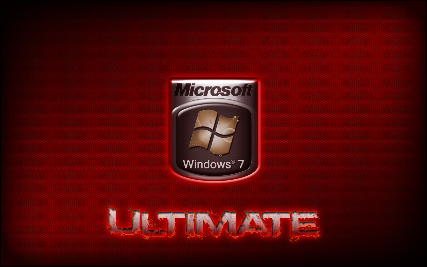 Awesome Windows 7 Ultimate background ID123872 for hd 1680x1050
