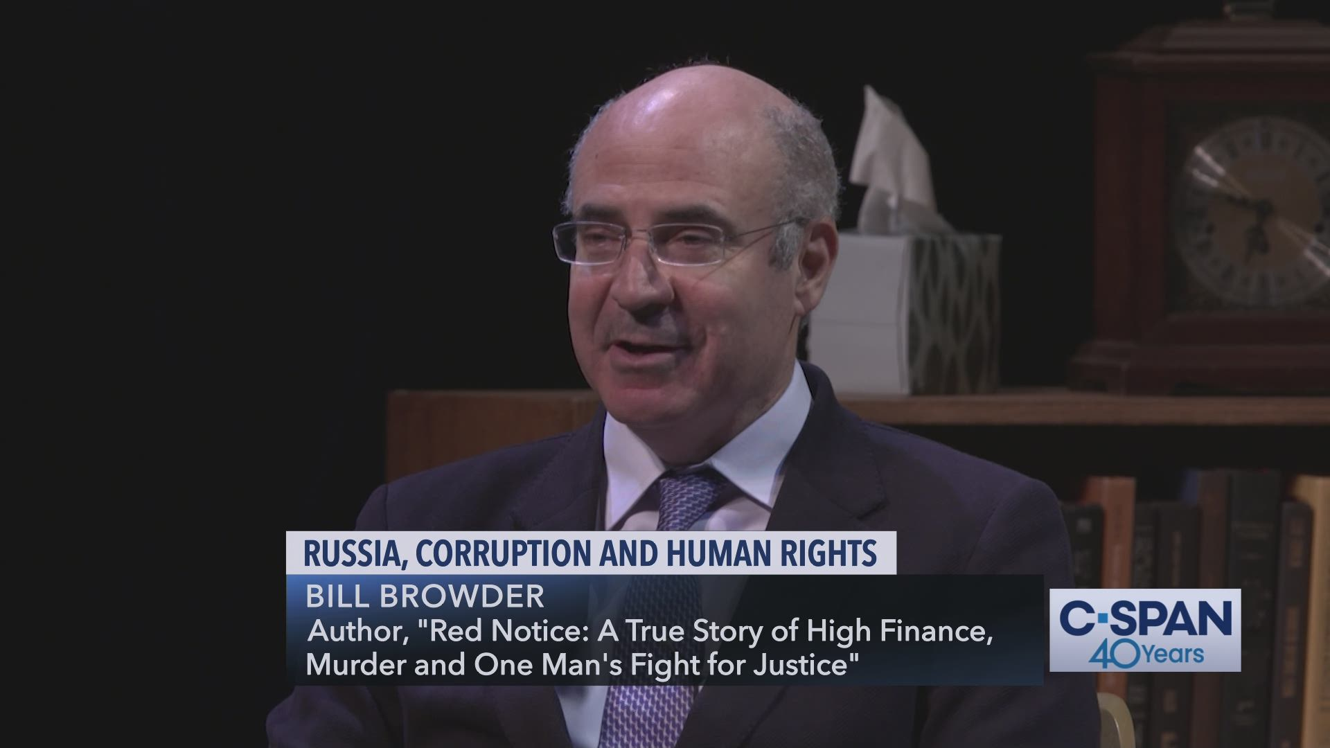 Bill Browder on Russia Corruption and Human Rights C SPANorg 1920x1080