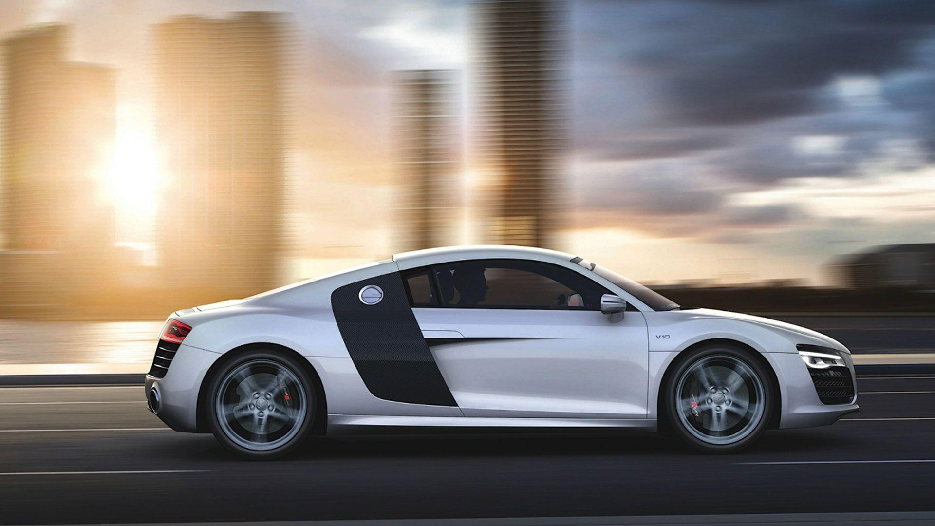 Audi R8 V10 Wallpapers 1920x1080