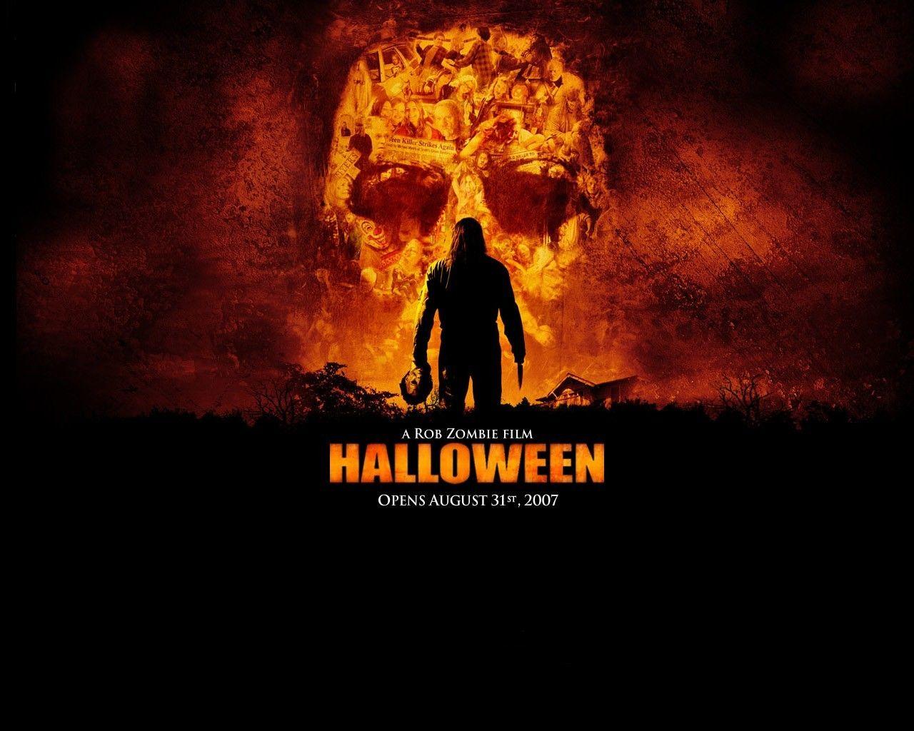 Image detail for  Desktop Wallpapers Movie Halloween 1280x1024