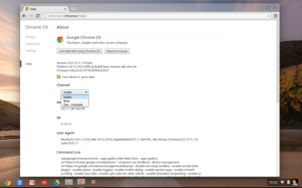 URL httpwwwomgchromecomgetting started with your chromebook 1024x640
