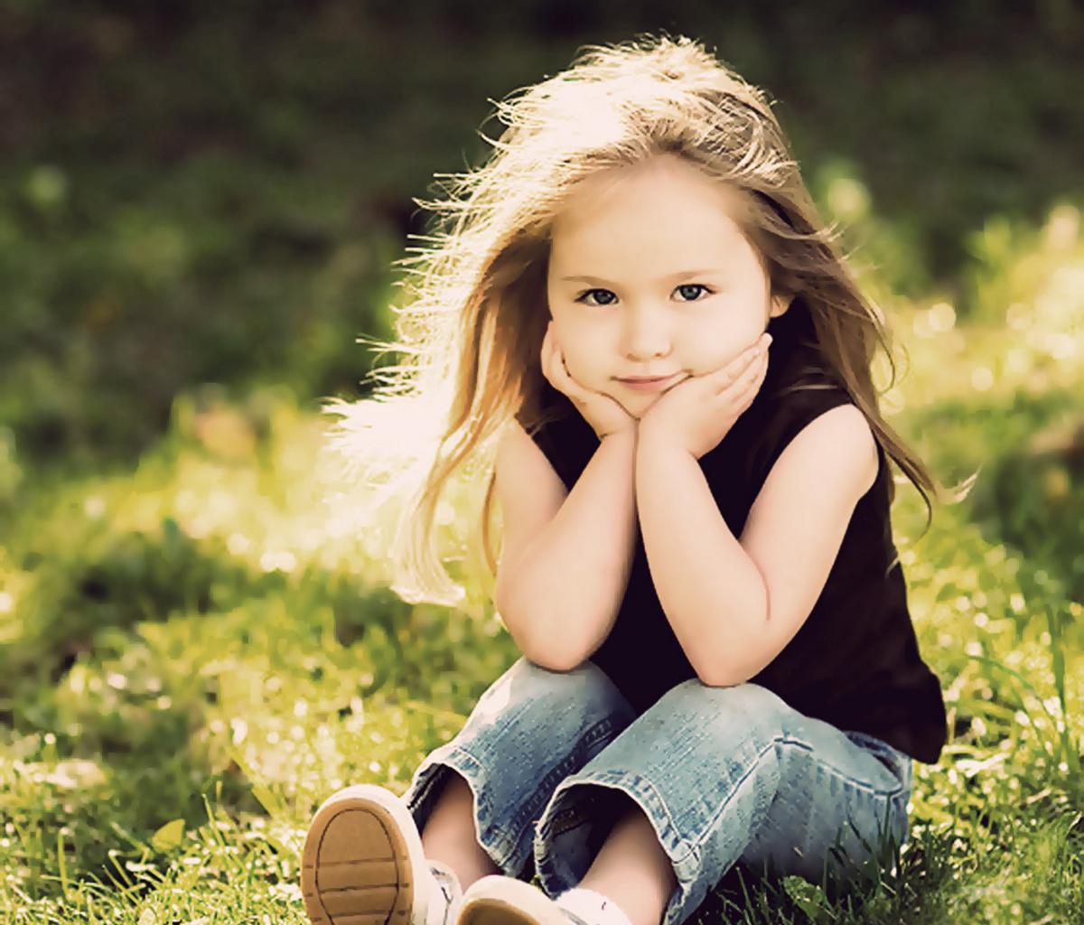 Hd wallpaper cute girl - Funmozar Cute Baby Girl Wallpapers