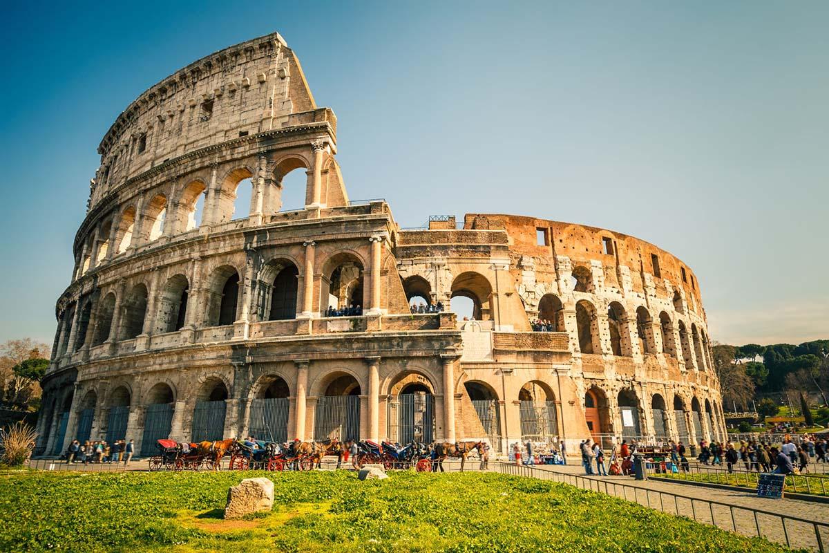 Roman Colosseum wallpaper wallpaper hd background desktop 1200x800