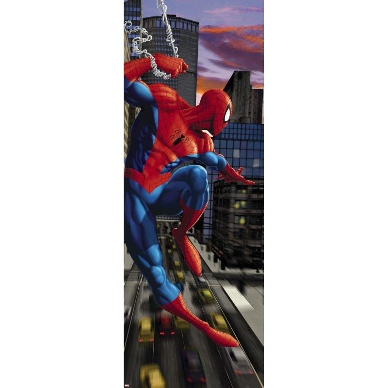 Spiderman NYC Mural   Fun Decor 800x800