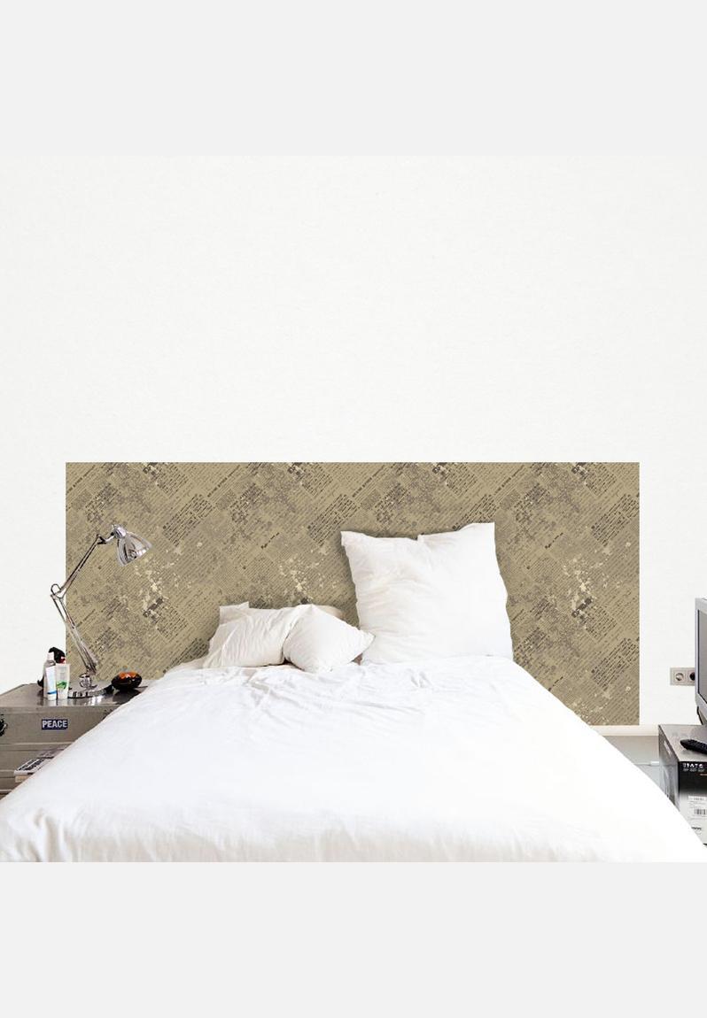 Old Newsprint Wallpaper Walls Need Love Wall Superbalistcom 798x1150
