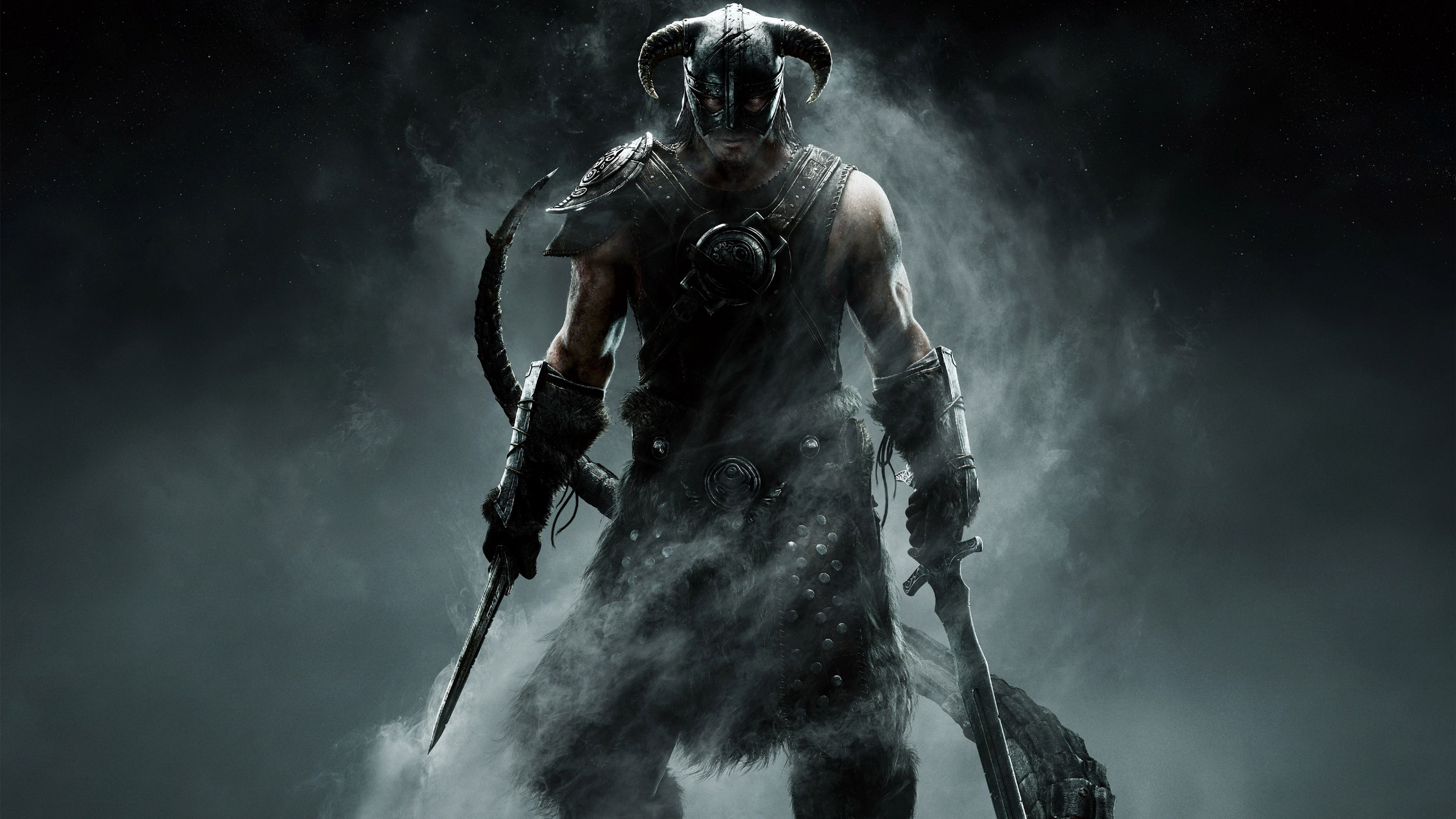 The Elder Scrolls V Skyrim Dawnguard Wallpaper Ultra HD 4k 3840x2160