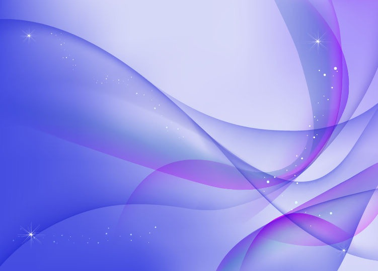 Abstract Blue Purple Waves Vector Background Abstract Background 751x540