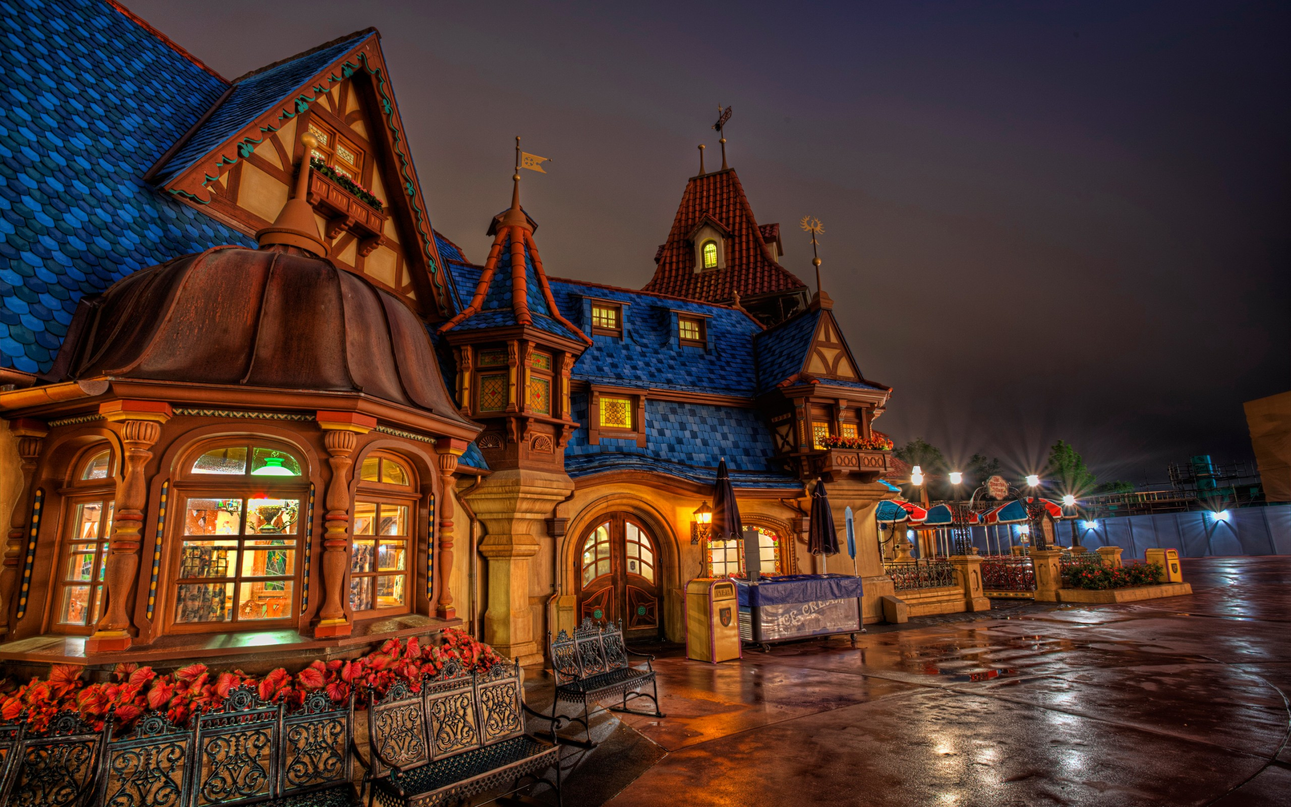 Disneyland wallpaper 29923 2560x1600