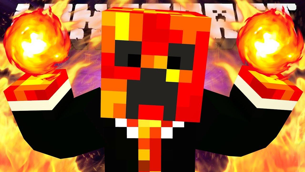 Minecraft EPIC FIRE PVP Rumble Pit   wPreston Kenny 1280x720