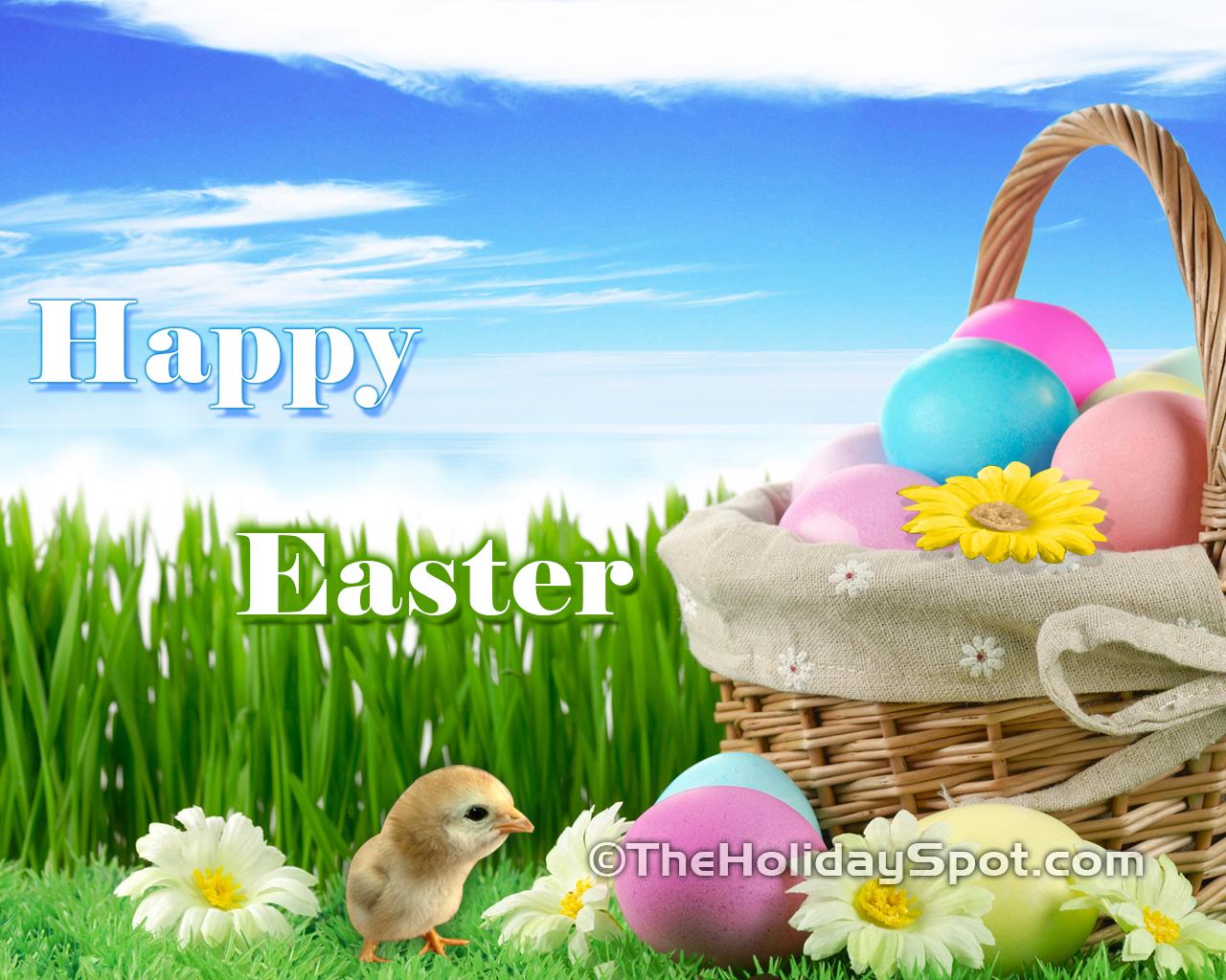 Easter Wallpaper 1280x1024