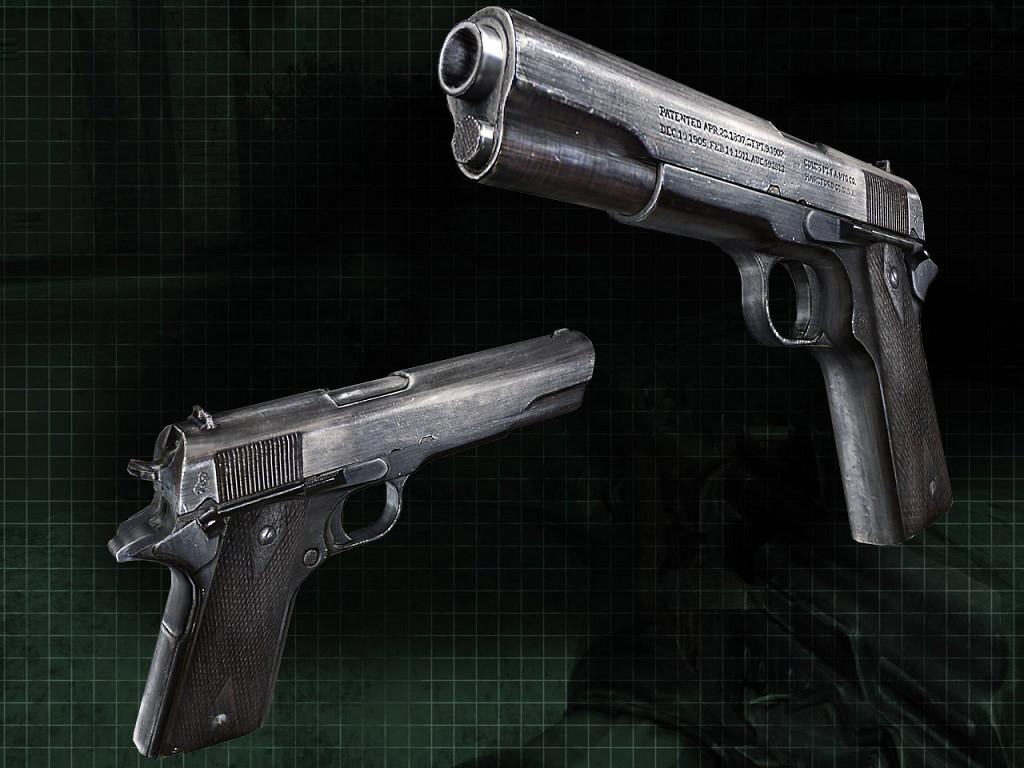 Colt 911   STALKER Shadow of Chernobyl 1024x768