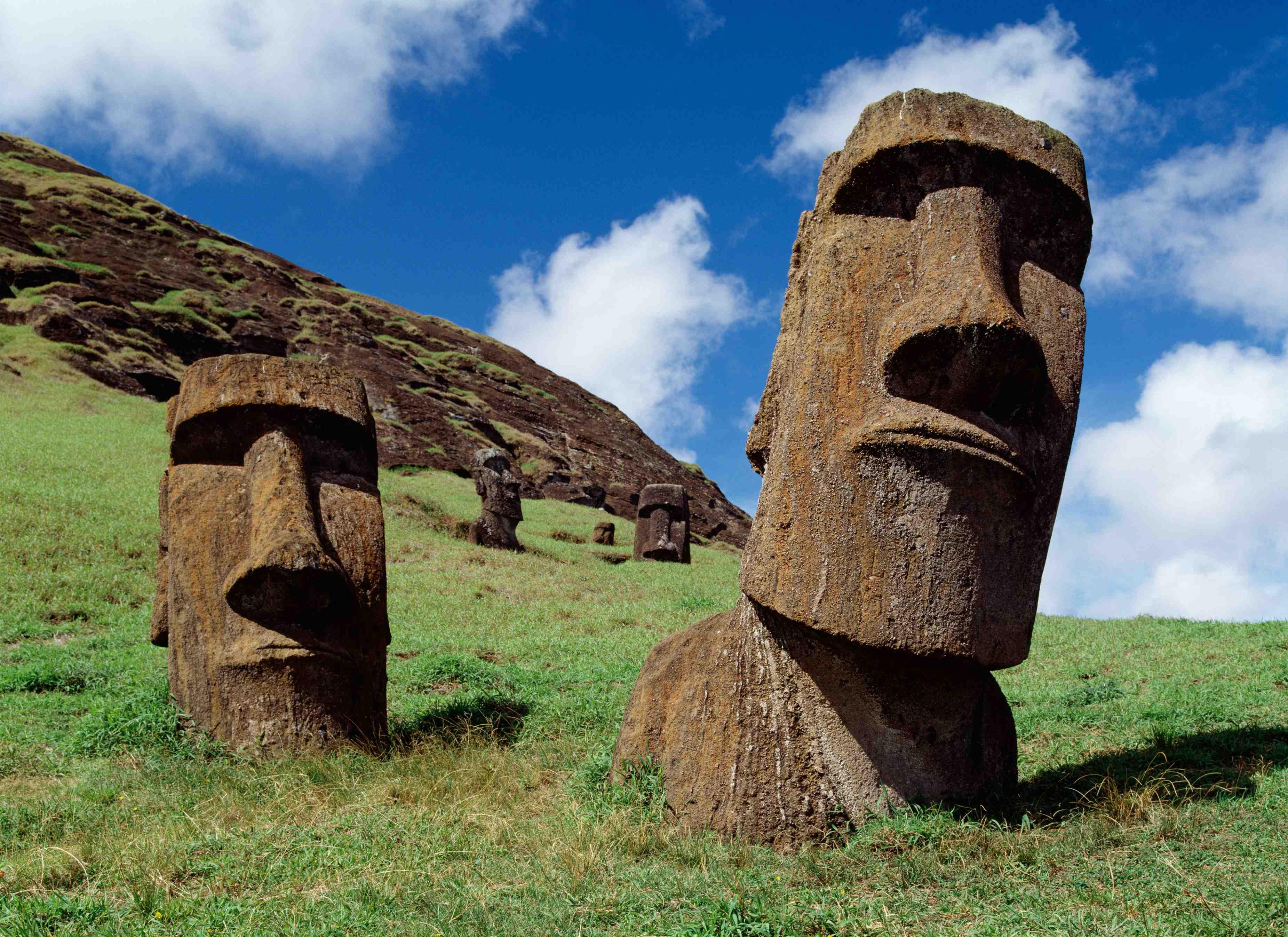 Easter Island 1012918 Easter Island 1012909 Easter Island 1012933 3702x2692