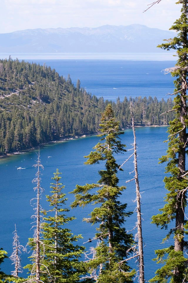 lake tahoe Desktop Wallpaper iskincouk 640x960
