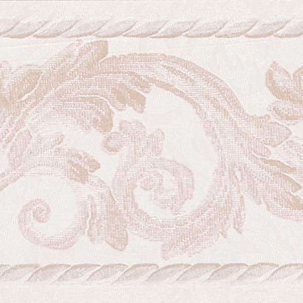 451 1649 Peach Scroll Rope   Brewster Wallpaper Borders 600x600