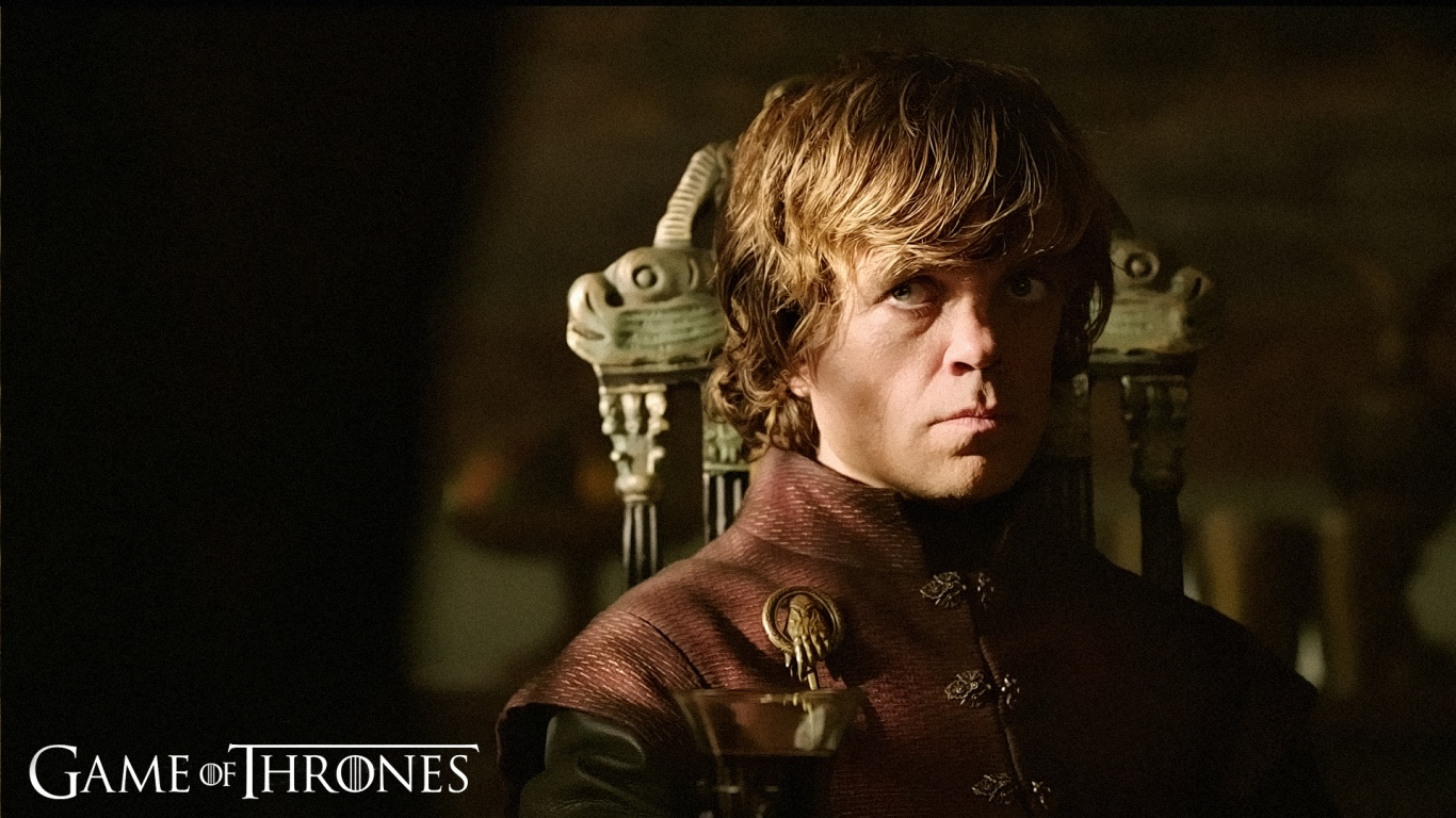 1366x768 Tyrion Game Of Thrones desktop PC and Mac wallpaper 1366x768