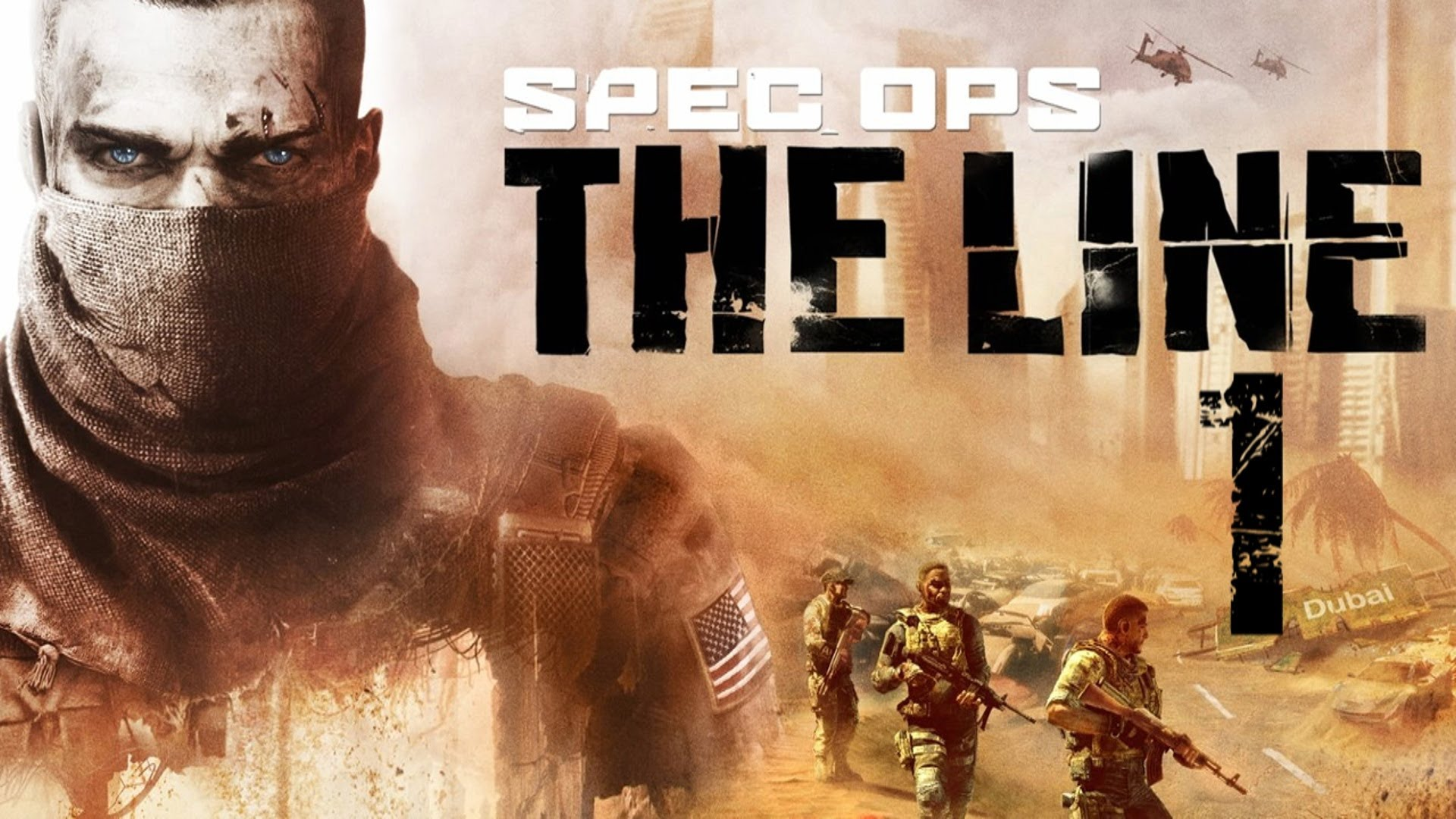 Spec Ops The Line HD Wallpaper 12   1920 X 1080 stmednet 1920x1080