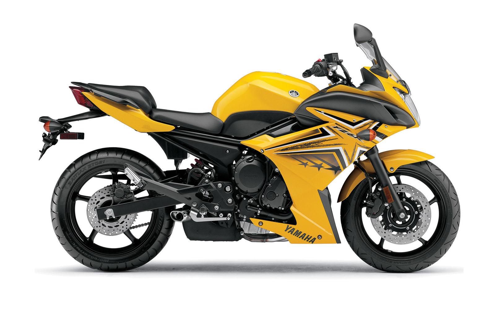 FZ6R Motorcycle Desktop Wallpapers Yamaha FZ6R Motorcycle Desktop 1600x1000