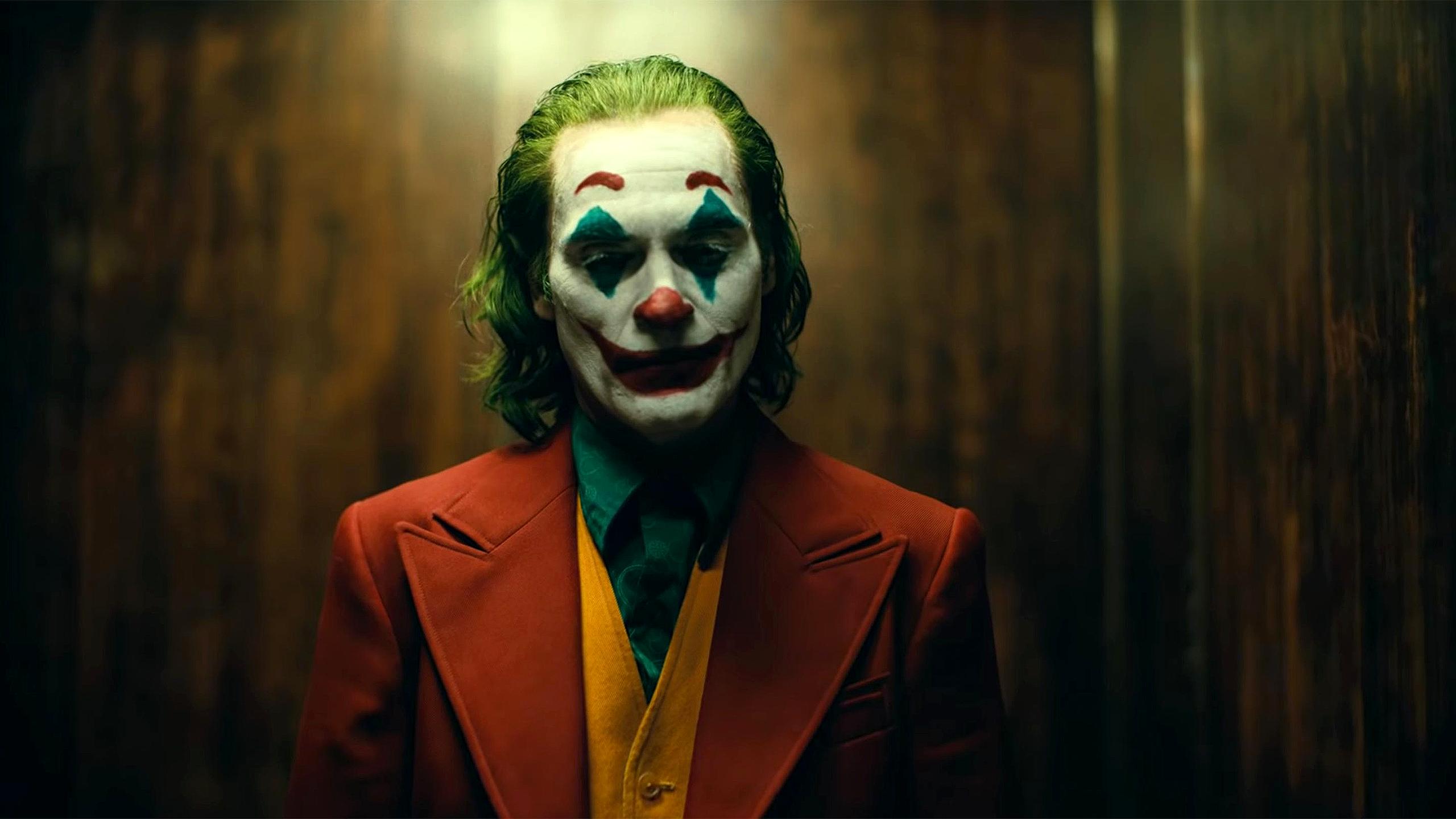 Joker 2019 [2560x1440] wallpapers 2560x1440