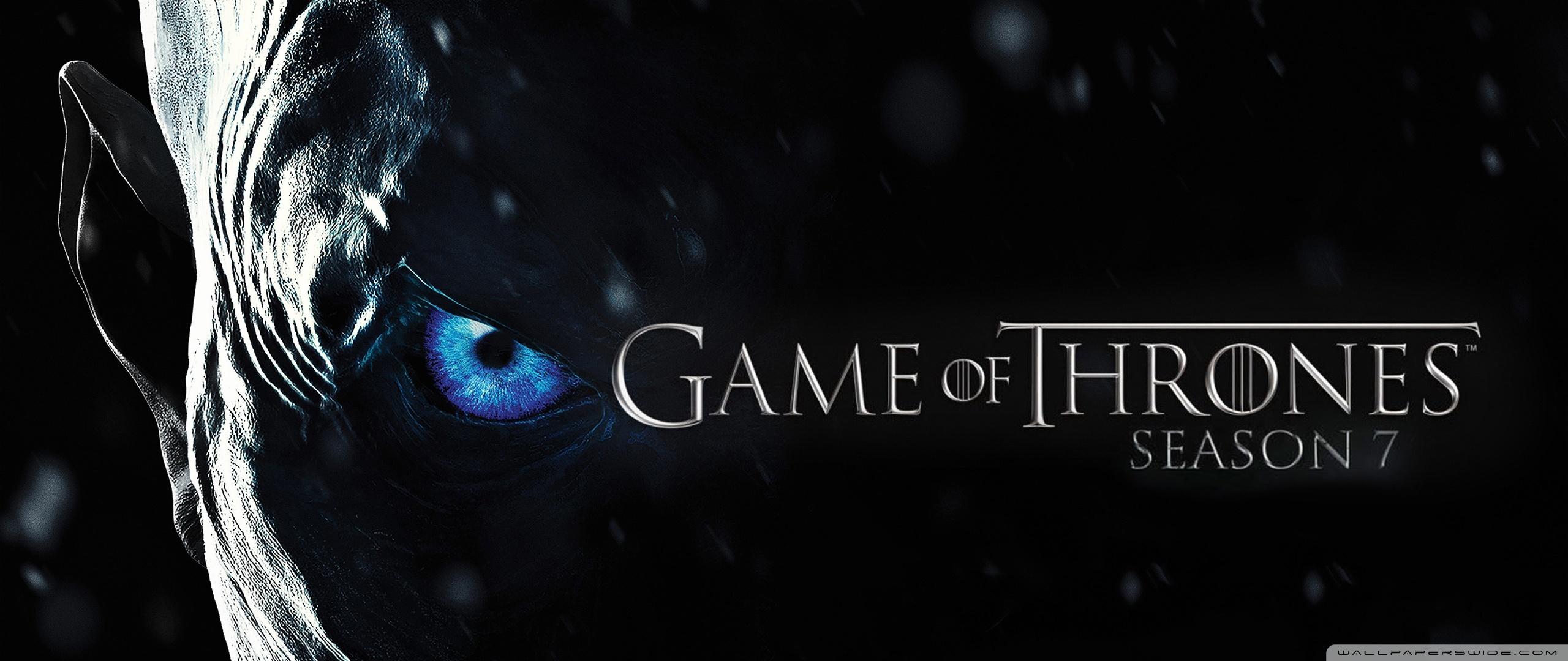 Game Of Thrones Season 7 4K HD Desktop Wallpaper for 4K Ultra 2560x1080