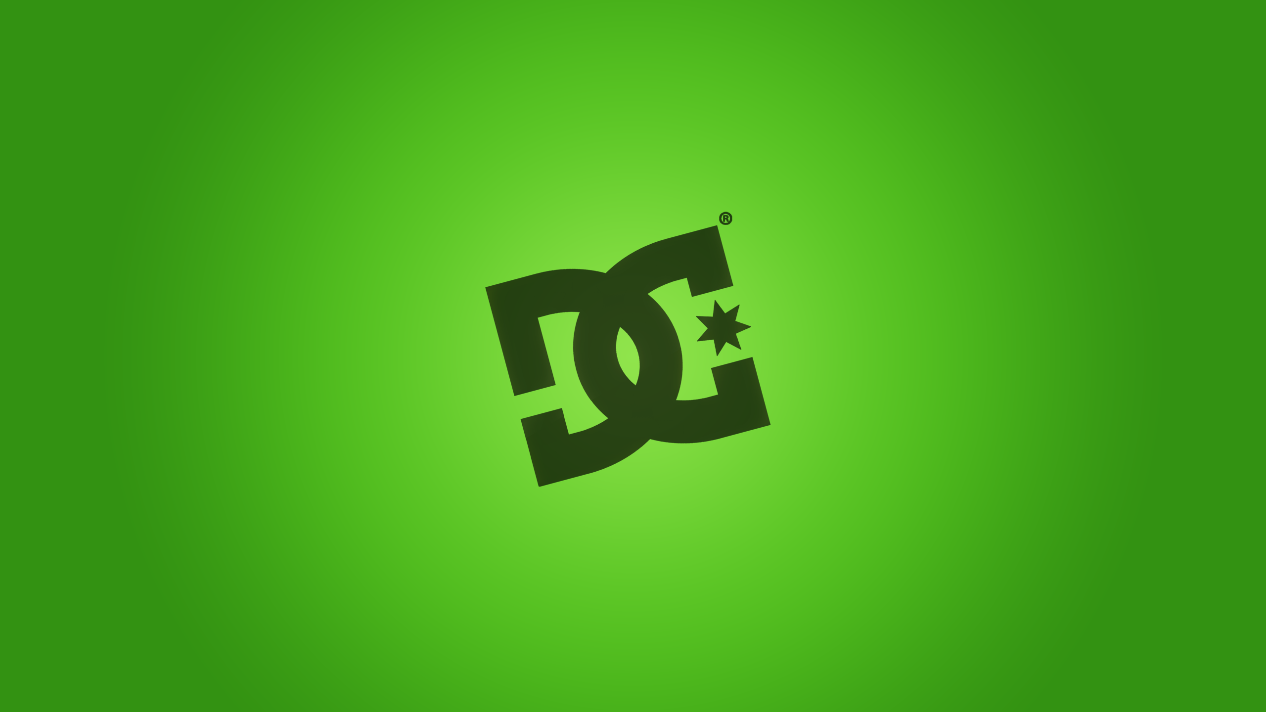 dc shoes logo 306119 Green DC Shoes Logo HD Wallpaper Background Image 2560x1440