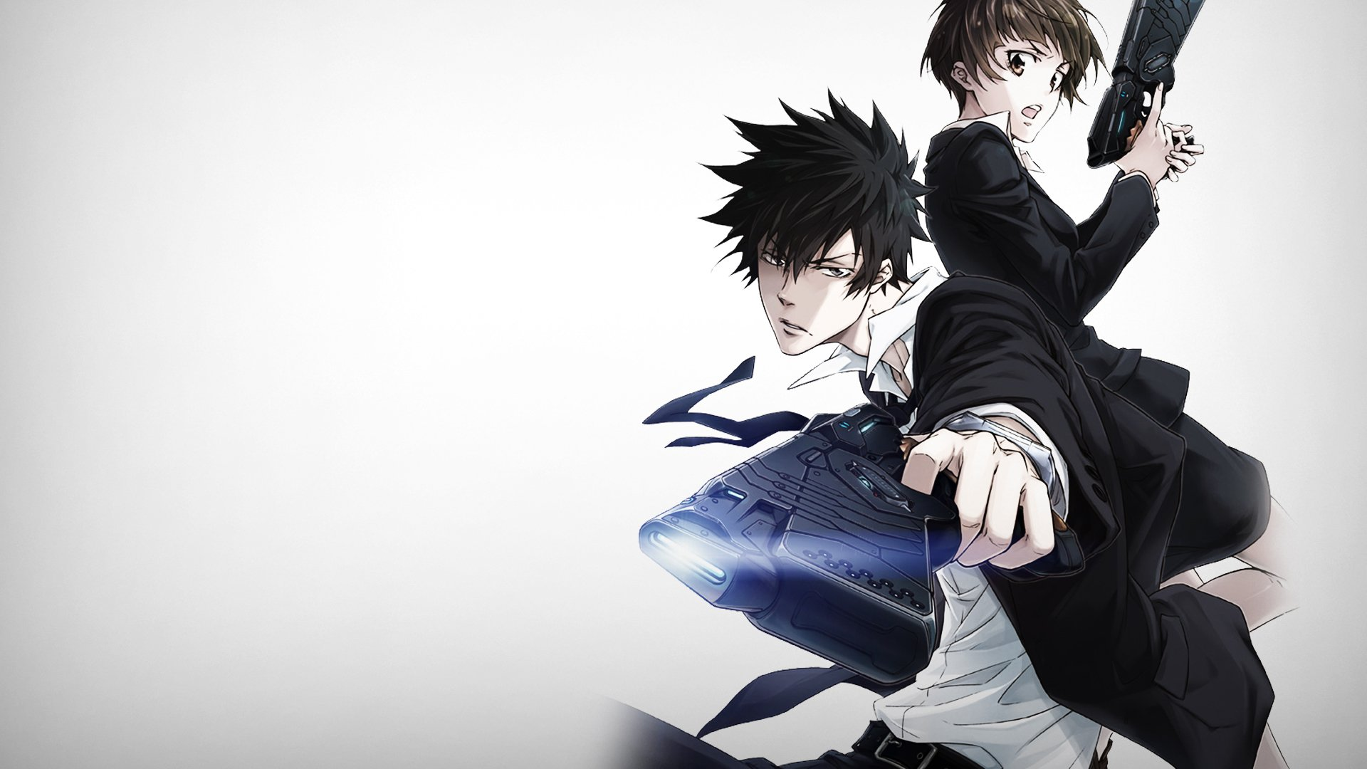 Psycho Pass Wallpaper HD - WallpaperSafari