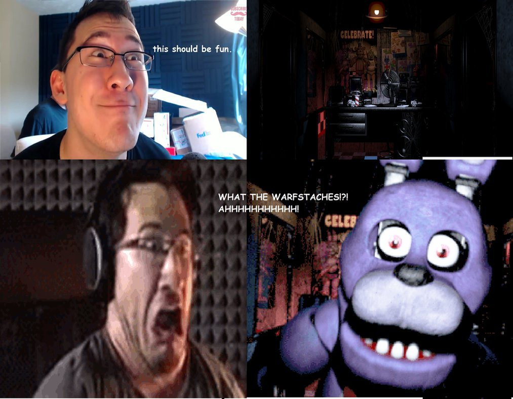 Fnaf Comics En Español free download markiplier fnaf comicfivebonnie [1013x788